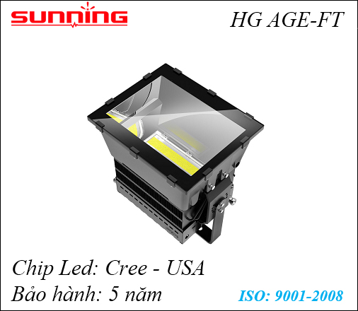 Đèn Pha LED AGE-FT 300w-600w
